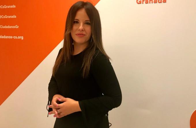 La concejal de Cs Lorena Rodríguez
