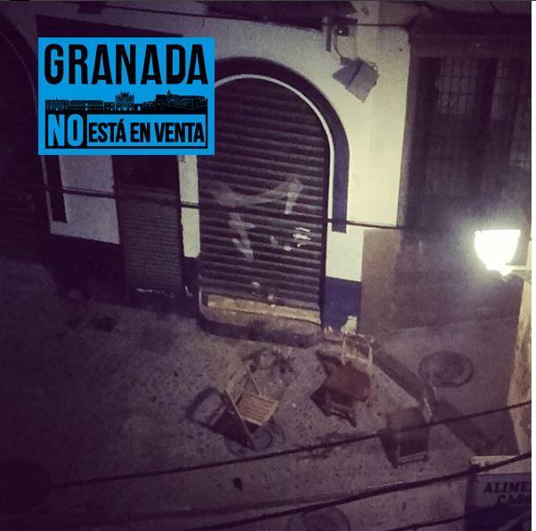 barrio granada no esta en venta
