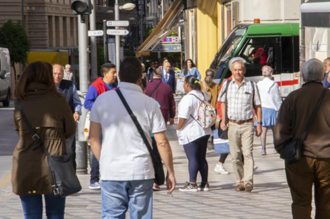 ciudadania - multitud - personas - recogidas - puerta real