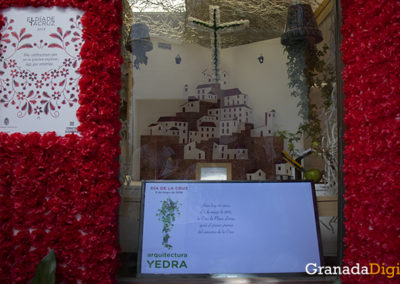 Arquitectura Yedra, segundo premio en escaparates