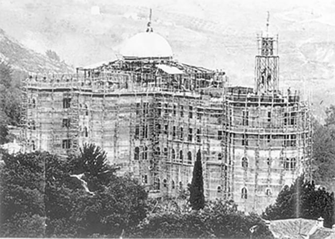 Construcción Alhambra Palace-Efemérides Granadinas