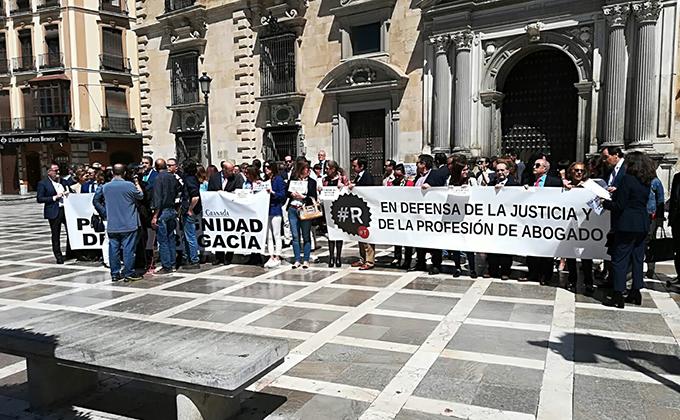 manifestacion jueces