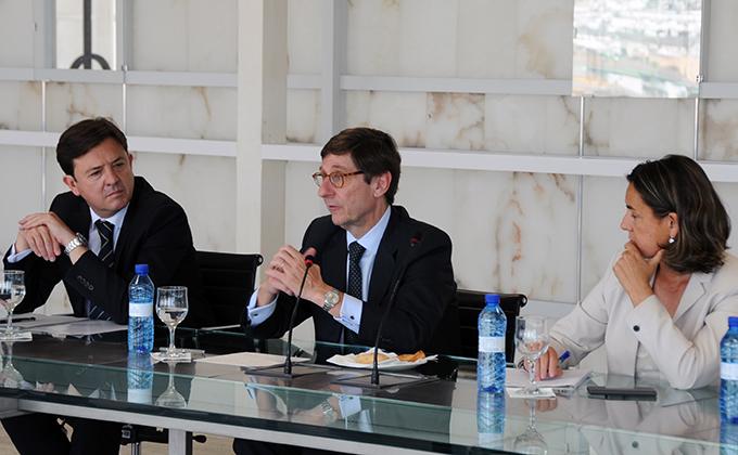 presidente bankia José Ignacio Goirigolzarri