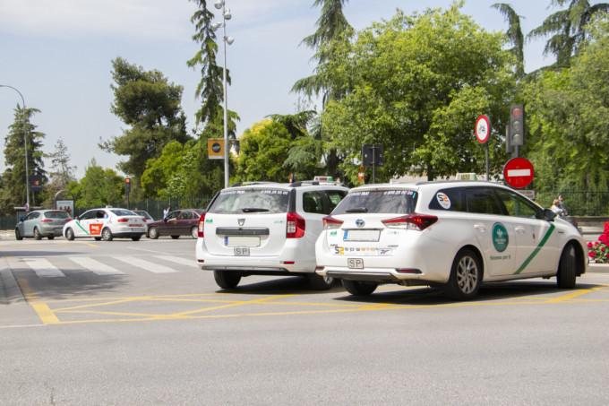 taxis - trafico - constitucion