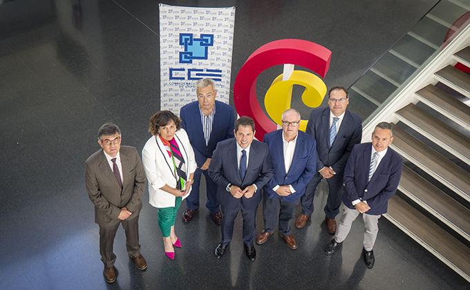 Convenio CGE-Cámara