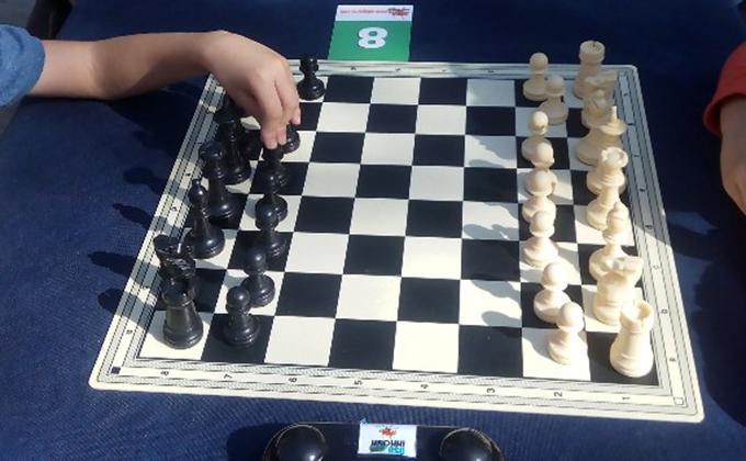 III Torneo de ajedrez infantil
