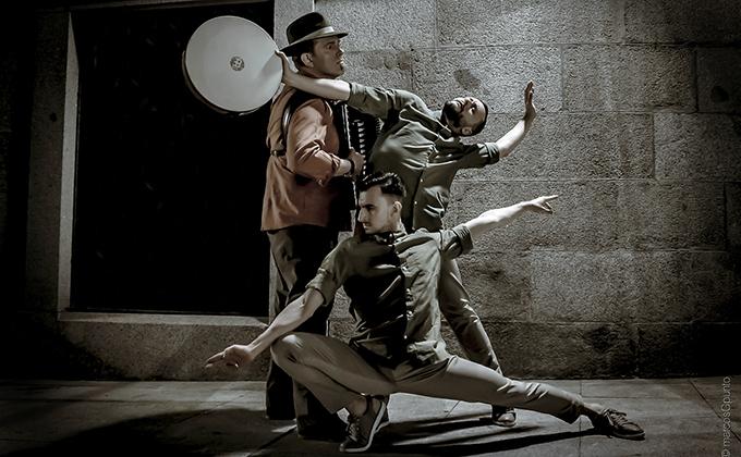 NADA PERSONAL _ Daniel Doña Compañía de Danza, Fotografía marcosGpunto