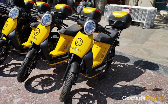 motos electricas granada