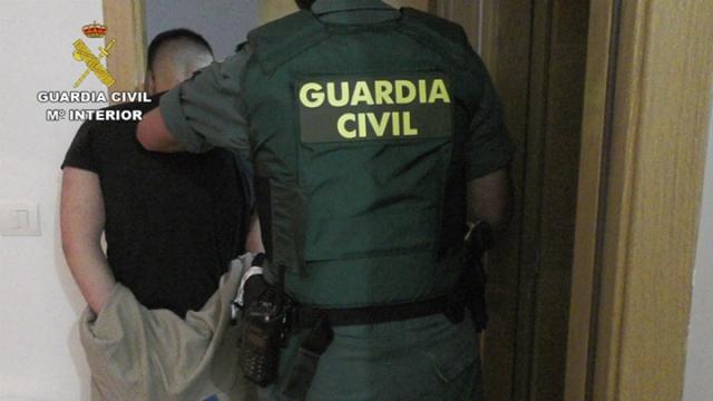 GUARDIA-CIVIL-GRANADA-MÁLAGA-ATRACADORES