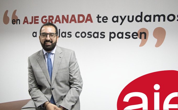 Melesio Peña Almazán, presidente de aje andalucia