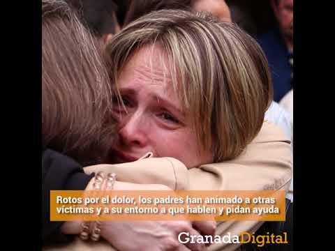 Minuto-de-silencio-por-Mº-del-Mar-la-última-víctima-moral-en-Granada-por-violencia-machista