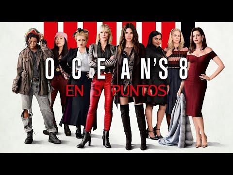 Oceans-8-en-5-puntos