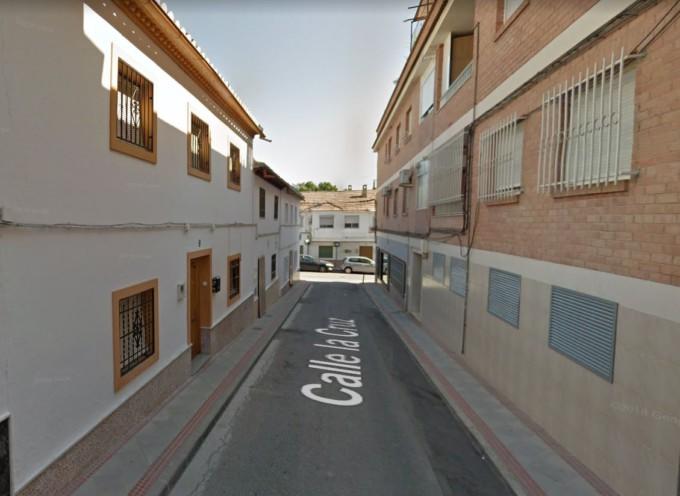 calle la cruz