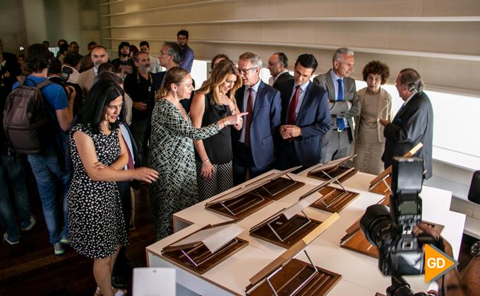 foto El Centro Lorca recibe las últimas piezas del legado del poeta, (2)