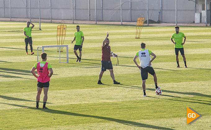 primer entrenamiento Granada CF 01
