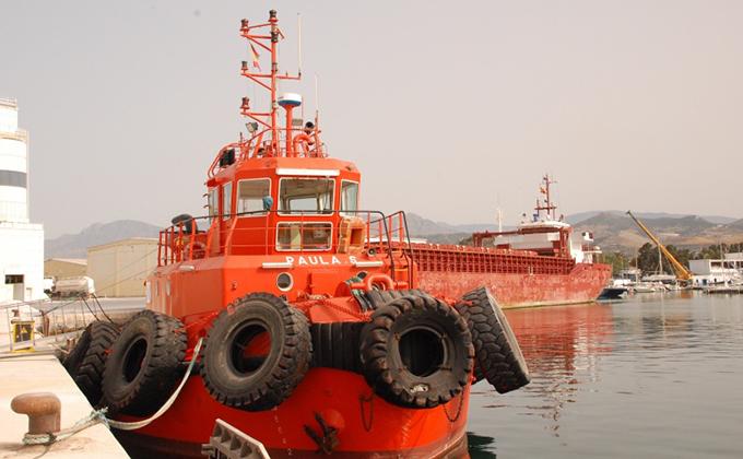 remolcador puerto motril