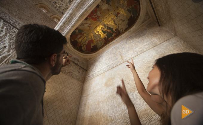 Apertura de la Sala de los Reyes tras su restauración