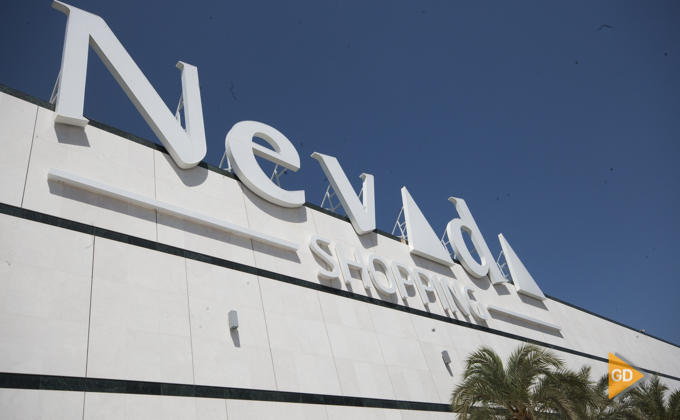 Centro Comercial Nevada de Granada
