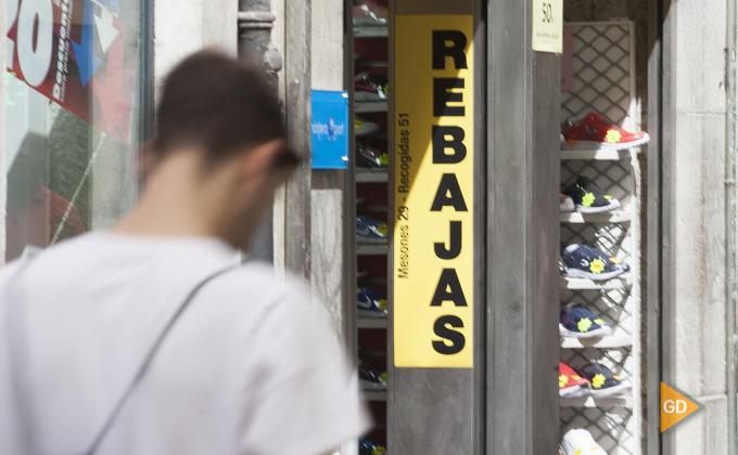 Rebajas - Granada centro de la ciudad.