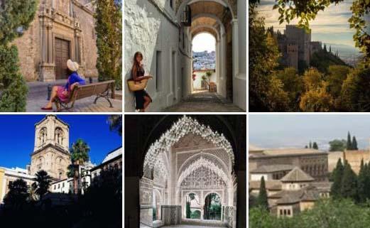 Lugares Granada Instagram
