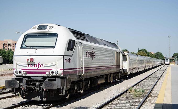 Renfe-Tren-Talgo