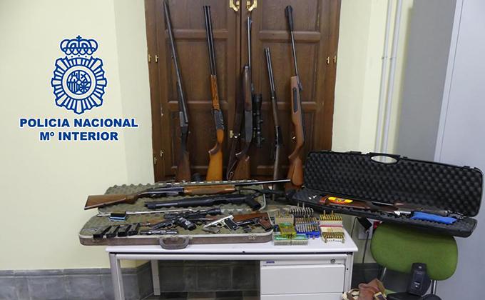 arsenal policia