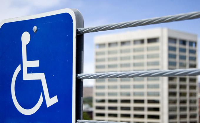 estacionamiento minusvalidos movilidad reducidad
