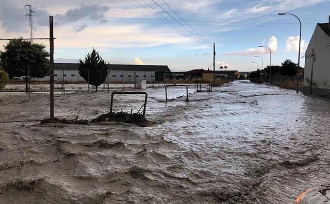 inundaciones valderrubio