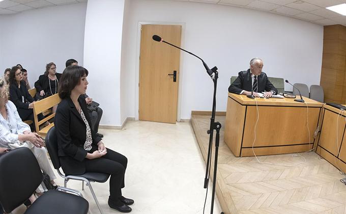 juana rivas en el juicio