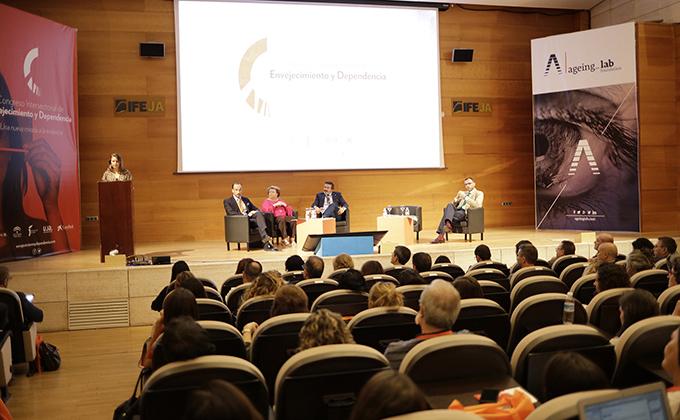 Ana Cobo, delegada del Gobierno de la Junta de Andalucía en Jaén