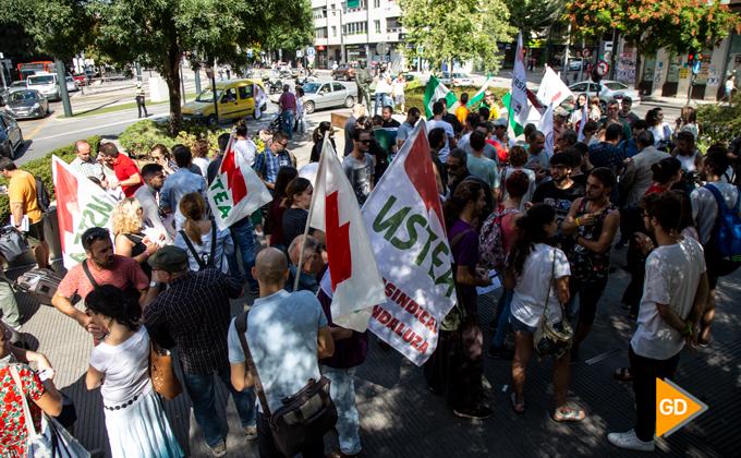 Fotos manifestación metro (5)