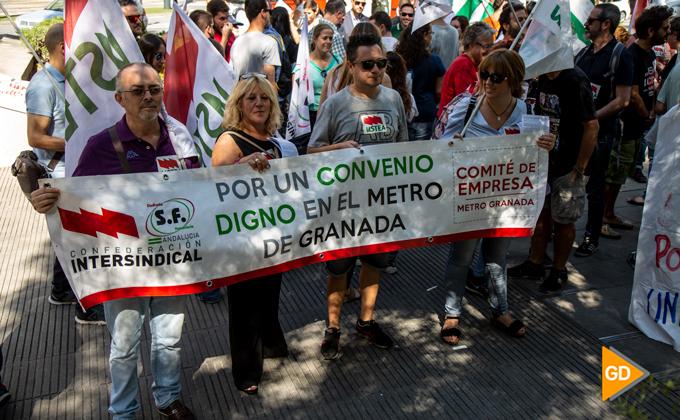 Fotos manifestación metro (9)