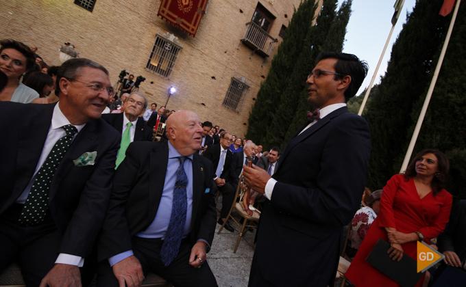 Gala de los premios prestigio al turismo y comercio de Granada