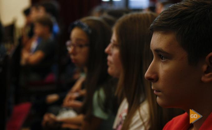 Inaguracion del curso escolar en el IES Padre Suárez