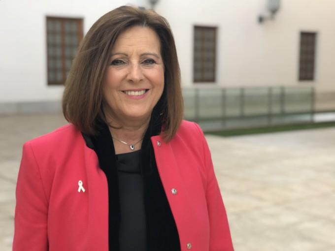 María José Sánchez Rubio, Consejera de Igualdad y Políticas Sociales de la Junta de Andalucía - 2