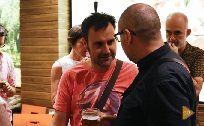 Presentacion del Festival Granada Noir