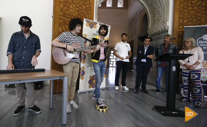 Presentacion del Granada Sound Foto Antonio L Juarez -1546