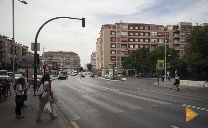 avenida Mendez Nuñez en Granada