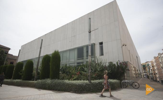 biblioteca de Andalucia en Granada