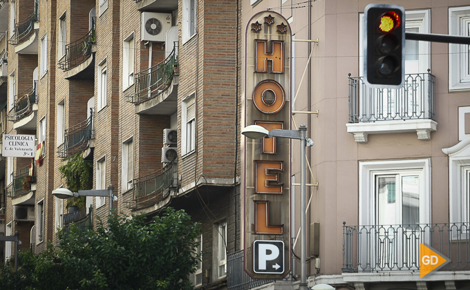 hoteles Granada