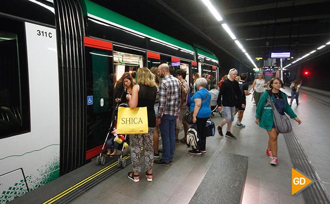 paro trabajadores metro foto Antonio L Juarez 2