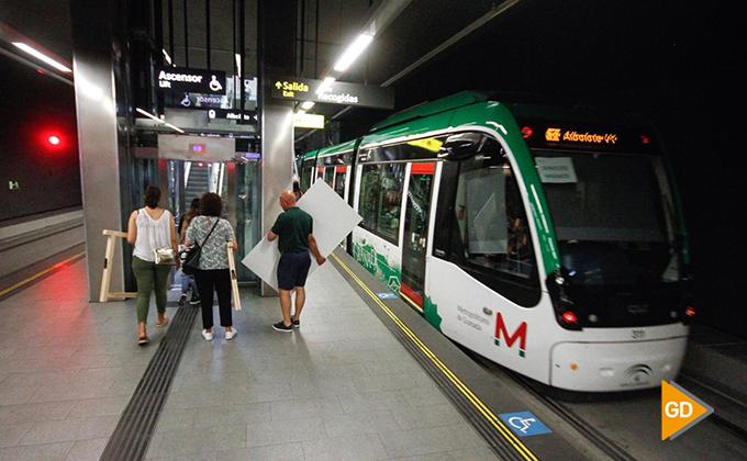paro trabajadores metro foto Antonio L Juarez 3
