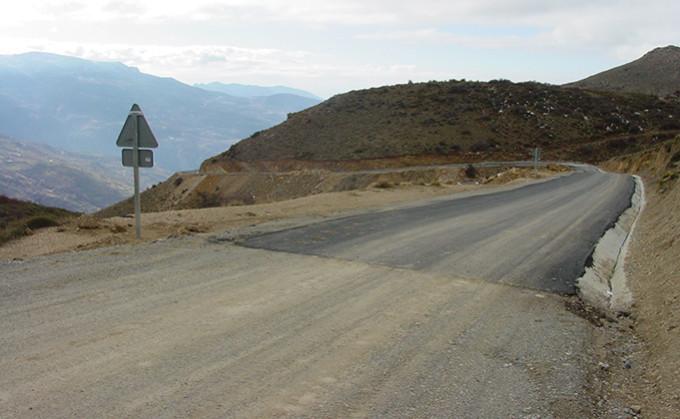 Camino Guejar Sierra