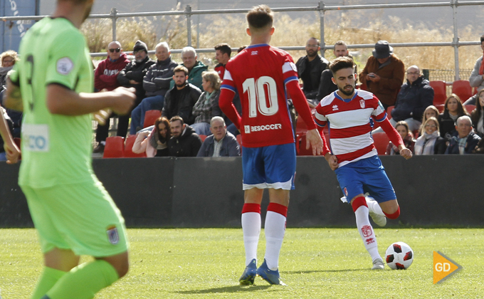 Club Recreativo Granada - CD Badajoz