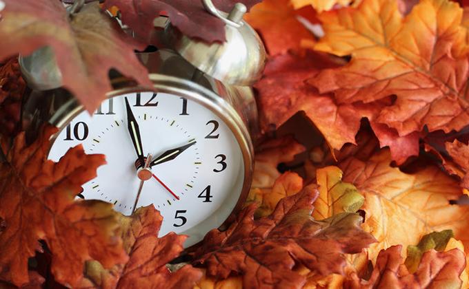 cambio horario reloj