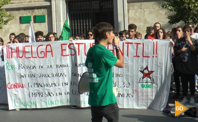 foto manifestacion estudiantes
