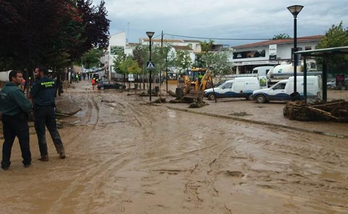 inundacion tormentas