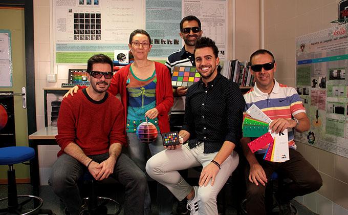 investigadores ugr gafas daltonismo