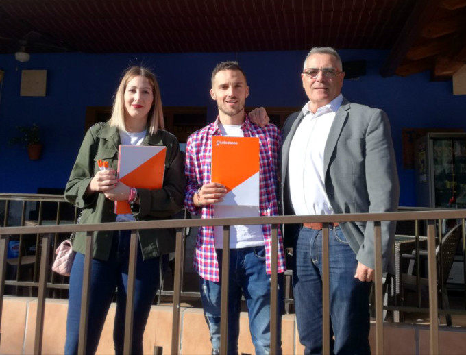 Casals con representantes de Cs Campotéjar (1)