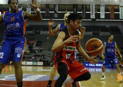 Fundacion CB Granada - Leyma Coruña Baloncesto
